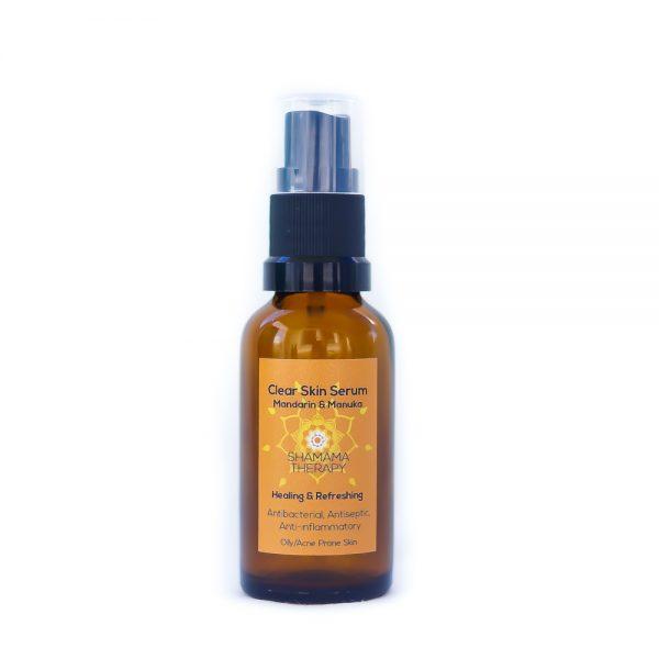 clear skin face serum