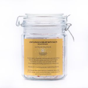 joint muscle relief bath salts