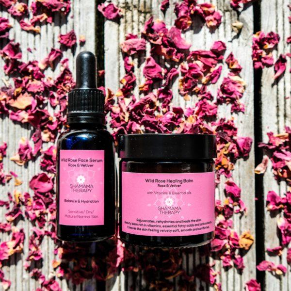 wild rose healing balm